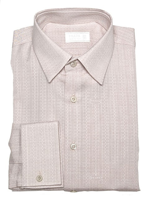 Pink shirt brown pants what color tie styleforum for What color shirt goes with brown pants