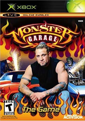 Monster Garage NTSC