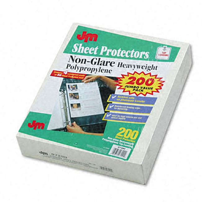 Esselte Archival Sheet Protectors (Pack of 200)