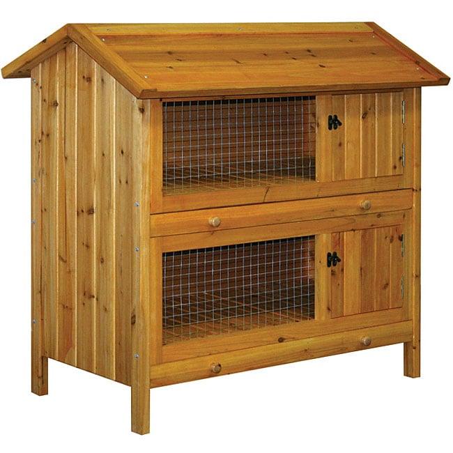 Rabbit hutch building plans. Plans for building rabbit cages, colonies