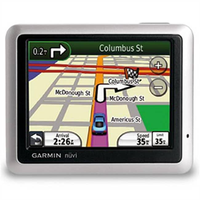 Garmin Nuvi 1200 3.5-inch Portable GPS Navigator