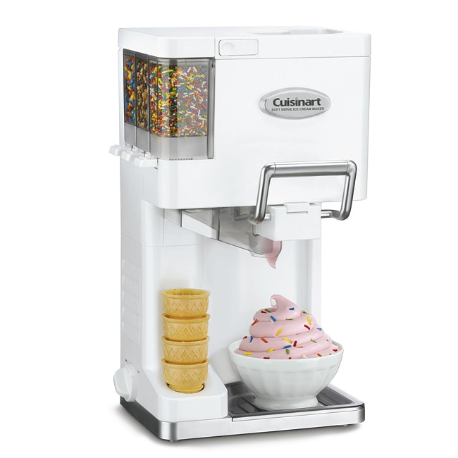 Cuisinart Mix-It-In Soft Serve Ice-cream Maker