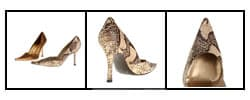 BCBGirls Mika 2 Women's Pointy Toe High Heel Pump : Footwear from Overstock.com :  python footwear pump pointy