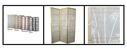 Bamboo Tree Shoji Screen (China) : Home Decor from Overstock.com :  home decor bamboo divider