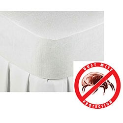 Tuffguard Plus Microvelour Mattress Protector (As Is Item)