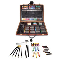 1-2-3 123-piece Art Set
