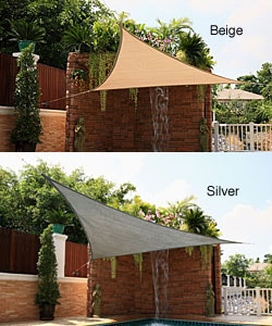 Triangle Sail Sun Shade
