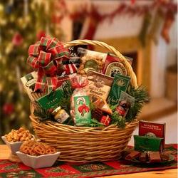 Small Holiday Celebrations Gift Basket