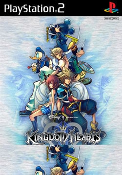 PS2 - Kingdom Hearts II