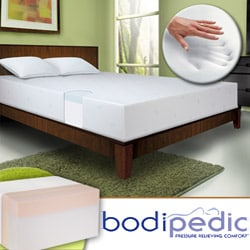 Bodipedic 10-inch Queen-size Memory Foam Mattress
