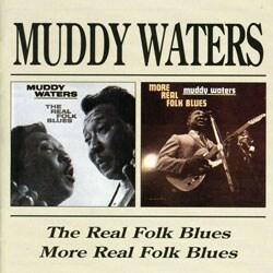 Folk Blues/More Folk Blues - By Waters,Muddy