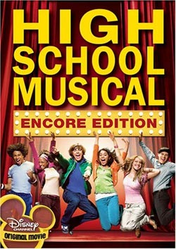 High School Musical DVD 1