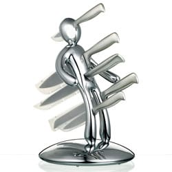 'The Ex' Limited Edition 5 Piece Knife Set : Kitchen & Dining from Overstock.com :  knife set dining humorous