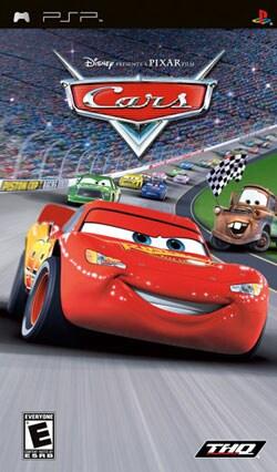 PSP - Cars