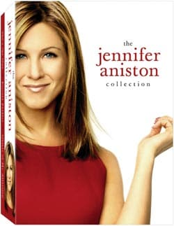 The Jennifer Aniston Collection (DVD)