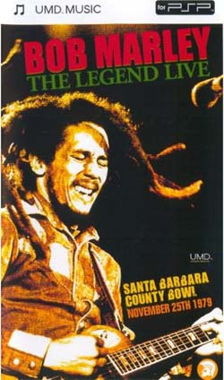 Bob Marley and the Wailers - The Legend Live (UMD)