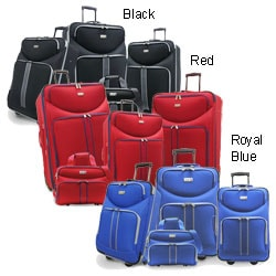 US Traveler San Marino 4-piece Luggage Collection