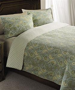 Moroccan Quilt Set (Eucalyptus)