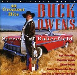 Buck Owens - 40 Greatest Hits