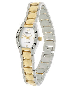 Dufonte by Lucien Piccard Women's Tonneau Watch