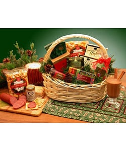The Spirit of Christmas Holiday Gift Basket