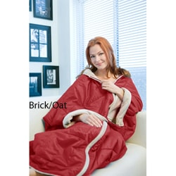 Down Alternative Reversible 3-in-1 Snug Sack