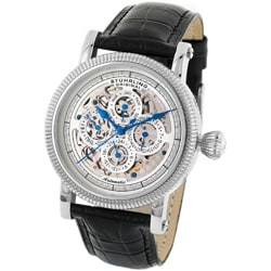 Stuhrling Original Symphony Skeleton Automatic Watch