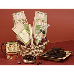 Women's Bean Project Chocolate Lover's Basket (USA)