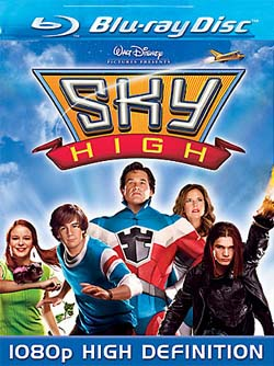 Sky High (Blu-ray Disc) 2678251