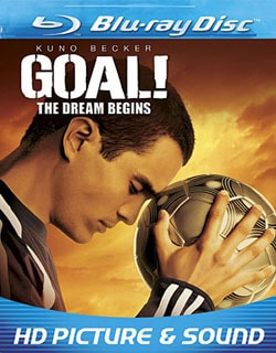 Goal! The Dream Begins (Blu-ray Disc) 2678245