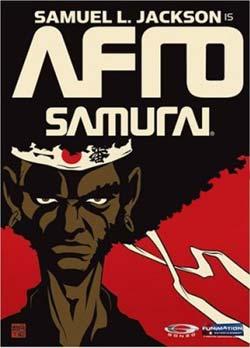 Afro Samurai (edited) (DVD)