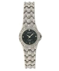 Overstock - Lucien Piccard Arnex Swarovski Accent Watch - $26.99