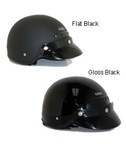 Deluxe Motorcycle Half Helmet 2690956