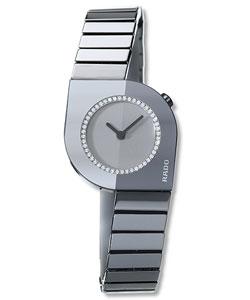Rado Cerix Women's Grey Dial Ceramic Luxury Watch from Overstock.com