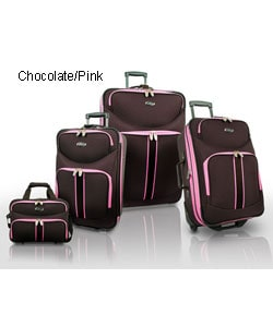US Traveller 4-Piece Marino Luggage Set