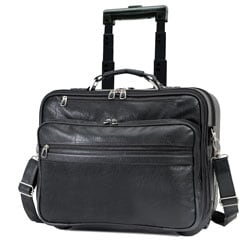 Rolling Business Computer Briefcase