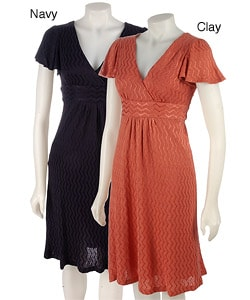 Betsey Johnson Forties Knit Dress : Women's Fashion Apparel from Overstock.com