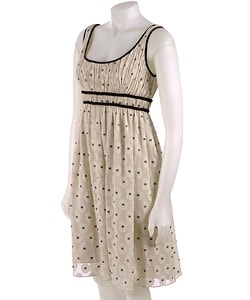 Adrianna Papell Sleeveless Grecian Dress : Women's Classic Apparel from Overstock.com :  ivory dress papell adrianna