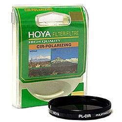 Hoya 37mm Circular Polarizer Glass Filter 2962039