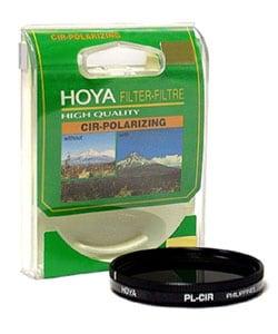 Hoya 49mm Circular Polarizer Glass Filter 2962041