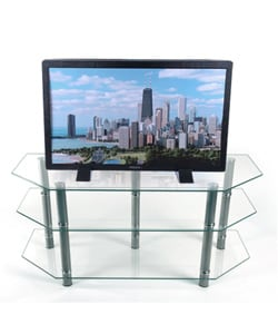 52-inch EmpireTV Stand with 3 Levels