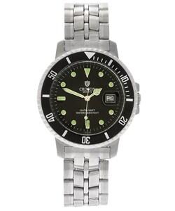 Croton Men's Steel Quartz Watch