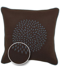 Contempo Rain Collection Throw Pillows (Set of 2) : Home Decor from Overstock.com :  home throw decor pillows