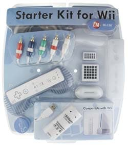 15- in 1 Total Accessory Kit for Wii