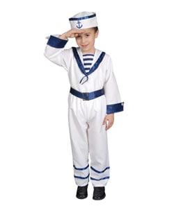 Deluxe Sailor Boy Children's Costume Set 3059945