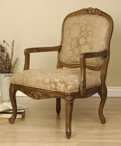 Garden Leaf Accent Chair : Furniture from Overstock.com :  furniture overstock accent overstockcom