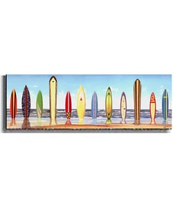 Westmoreland Board Stiff Stretched Canvas Art