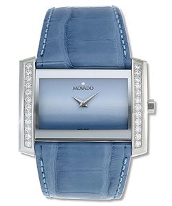 Movado Eliro Men's Stainless Steel Quartz Watch