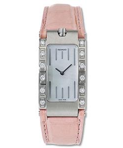 Movado Elliptica Women's Stainless Quartz Watch