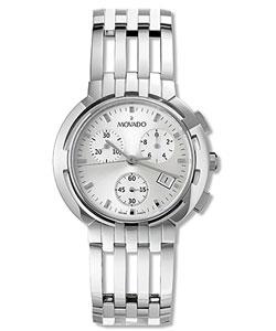Movado Esperanza Men's Stainless Quartz Watch